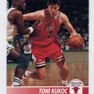1994-95 Hoops Basketball #027 Toni Kukoc - Chicago Bulls
