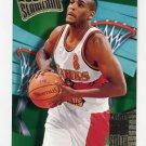 1995-96 Hoops Slamland #SL02 Steve Smith - Atlanta Hawks