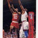 1995-96 Hoops Basketball #059 Sam Cassell - Houston Rockets