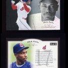 1996 Pinnacle Aficionado Slick Picks #23 Kenny Lofton - Cleveland Indians