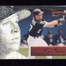 1996 Pinnacle Aficionado Baseball #164 Chris Snopek - Chicago White Sox