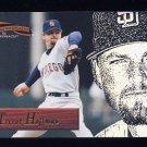 1996 Pinnacle Aficionado Baseball #117 Trevor Hoffman - San Diego Padres