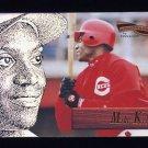1996 Pinnacle Aficionado Baseball #115 Mike Kelly - Cincinnati Reds