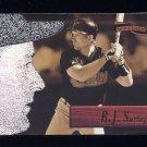 1996 Pinnacle Aficionado Baseball #092 B.J. Surhoff - Baltimore Orioles