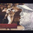 1996 Pinnacle Aficionado Baseball #091 Dave Justice - Atlanta Braves