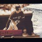 1996 Pinnacle Aficionado Baseball #082 John Olerud - Toronto Blue Jays