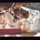 1996 Pinnacle Aficionado Baseball #067 Sammy Sosa - Chicago Cubs