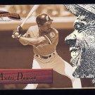 1996 Pinnacle Aficionado Baseball #054 Andre Dawson - Florida Marlins