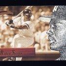 1996 Pinnacle Aficionado Baseball #040 Ruben Sierra - New York Yankees