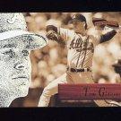 1996 Pinnacle Aficionado Baseball #035 Tom Glavine - Atlanta Braves