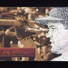 1996 Pinnacle Aficionado Baseball #016 Ryne Sandberg - Chicago Cubs