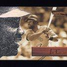 1996 Pinnacle Aficionado Baseball #015 Joe Carter - Toronto Blue Jays
