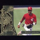 1996 Laser Baseball #084 Barry Larkin - Cincinnati Reds