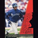 1996 Laser Baseball #042 Ken Griffey Jr. - Seattle Mariners