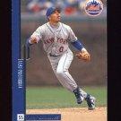 1996 Leaf Preferred Baseball #117 Rey Ordonez - New York Mets