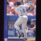 1996 Leaf Preferred Baseball #029 Andres Galarraga - Colorado Rockies