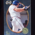 1996 Summit Foil Baseball #076 Jim Thome - Cleveland Indians