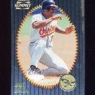 1996 Summit Foil Baseball #052 Bobby Bonilla - Baltimore Orioles