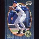 1996 Summit Foil Baseball #003 Tino Martinez - New York Yankees