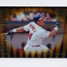 1996 Zenith Baseball #142 Manny Ramirez - Cleveland Indians