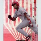 1995 Leaf Limited Baseball #049 Barry Larkin - Cincinnati Reds