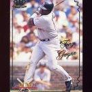 1995 National Packtime Baseball #15 Tony Gwynn - San Diego Padres