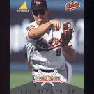 1995 National Packtime Baseball #10 Cal Ripken - Baltimore Orioles