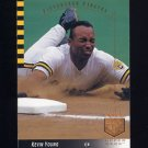 1993 SP Baseball #189 Kevin Young - Pittsburgh Pirates