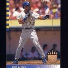 1993 SP Baseball #071 Greg Vaughn - Milwaukee Brewers