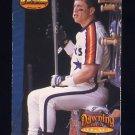 1993 Ted Williams Baseball #158 Jeff Bagwell - Houston Astros