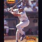 1993 Ted Williams Baseball #153 Juan Gonzalez - Texas Rangers