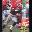 1993 Classic Four Sport Football #093 Garrison Hearst