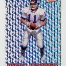 1993 Pacific Prisms Football #071 Phil Simms - New York Giants