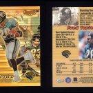 1999 Bowman's Best Refractors #045 Fred Taylor - Jacksonville Jaguars /400