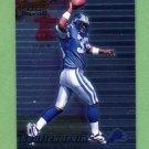1999 Bowman's Best Football #104 Sedrick Irvin RC - Detroit Lions