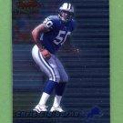 1999 Bowman's Best Football #101 Chris Claiborne RC - Detroit Lions