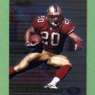 1999 Bowman's Best Football #086 Garrison Hearst - San Francisco 49ers