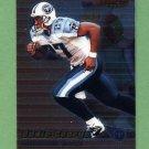 1999 Bowman's Best Football #014 Eddie George - Tennessee Titans