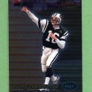 1999 Bowman's Best Football #013 Vinny Testaverde - New York Jets