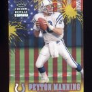 1999 Crown Royale Franchise Glory #10 Peyton Manning - Indianapolis Colts