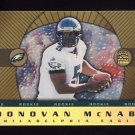 1999 Crown Royale Rookie Gold #18 Donovan McNabb RC - Philadelphia Eagles