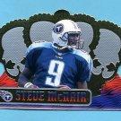 1999 Crown Royale Football #139 Steve McNair - Tennessee Titans