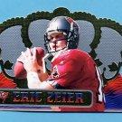 1999 Crown Royale Football #135 Eric Zeier - Tampa Bay Buccaneers