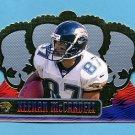1999 Crown Royale Football #063 Keenan McCardell - Jacksonville Jaguars
