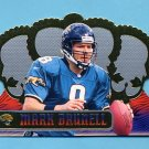 1999 Crown Royale Football #062 Mark Brunell - Jacksonville Jaguars
