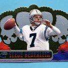 1999 Crown Royale Football #019 Steve Beuerlein - Carolina Panthers