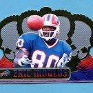 1999 Crown Royale Football #016 Eric Moulds - Buffalo Bills