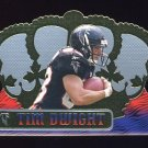 1999 Crown Royale Football #008 Tim Dwight - Atlanta Falcons