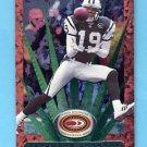 1999 Donruss Preferred QBC Football #022 Keyshawn Johnson - New York Jets