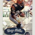 1999 Fleer Mystique Football #036 Corey Dillon - Cincinnati Bengals